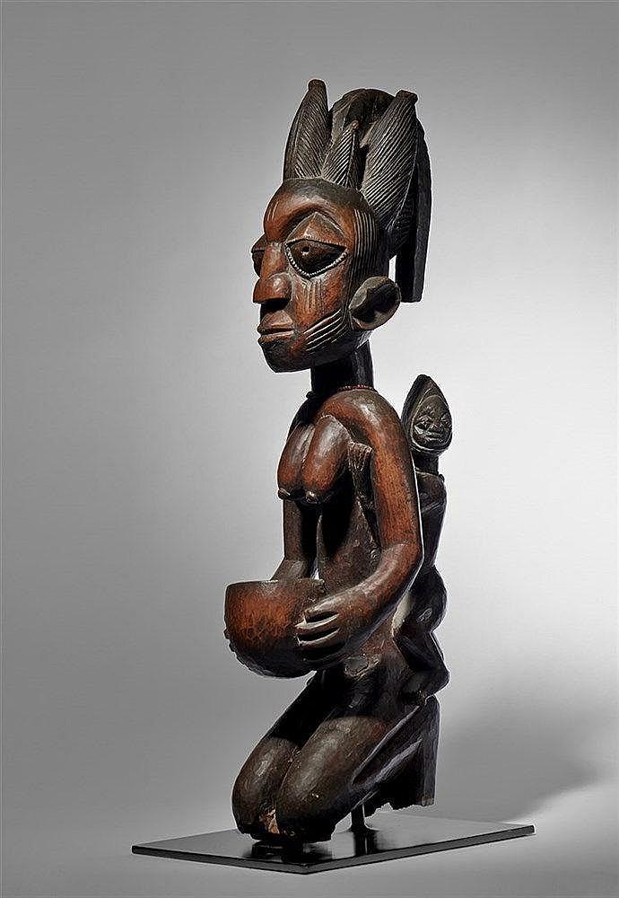 Yoruba Agere Ifa Bowl