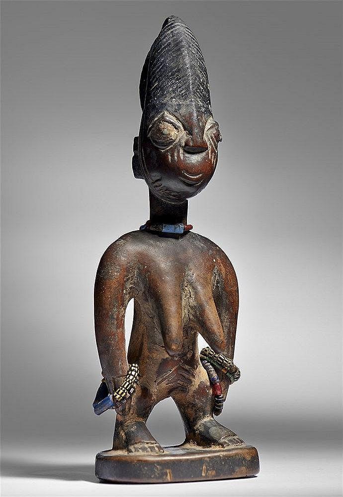 Yoruba Female Ibeji