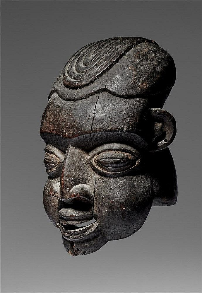 Bamileke Female Helmet Mask