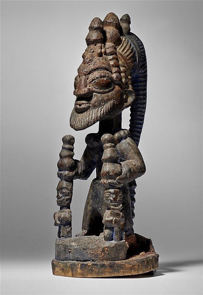 Shrine Sculpture for Esu/Elegba