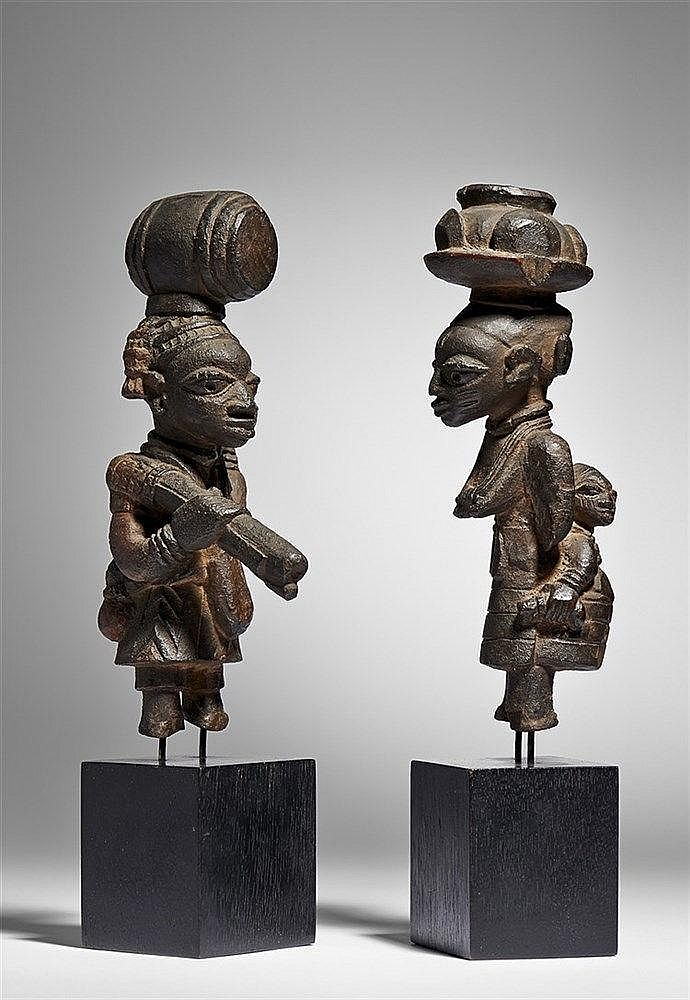 Yoruba Male and Female Pair