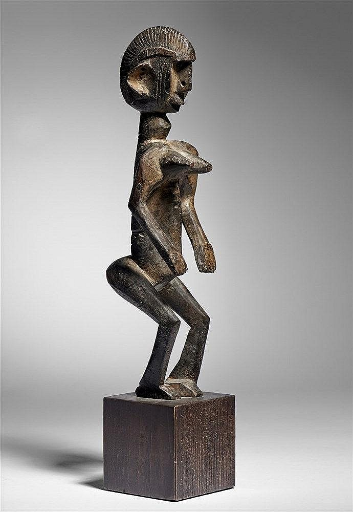 Bamana Female Figure