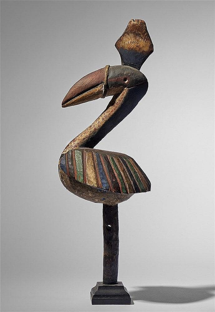 Baga bird Headdress