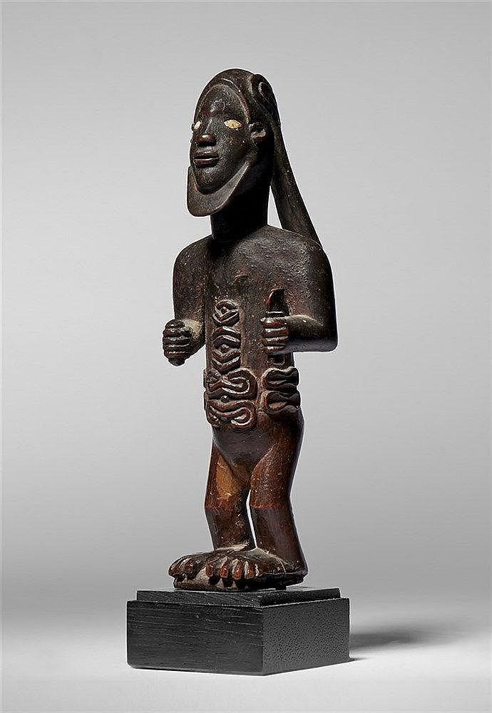 Bembe Ancestor Figure