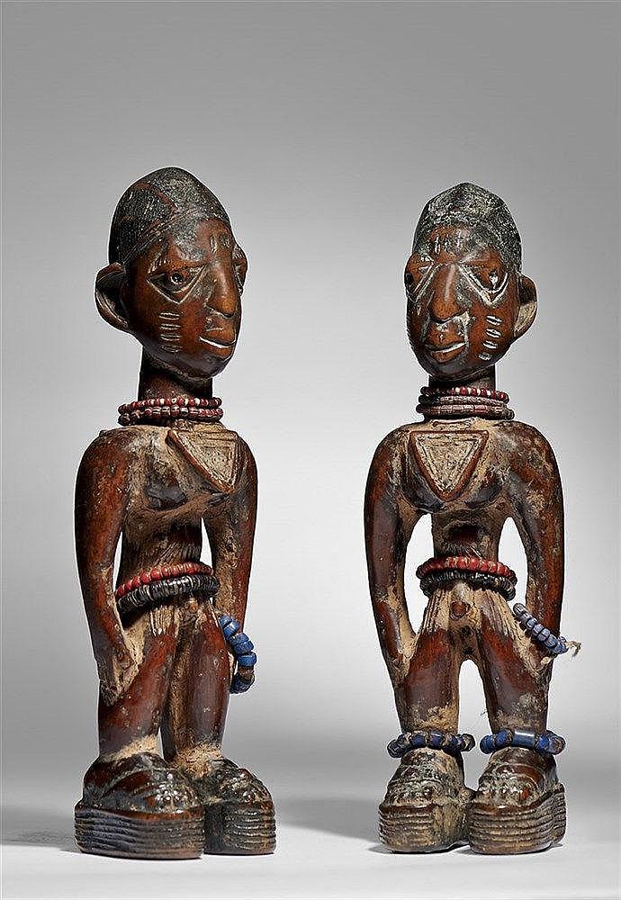 Yoruba Ibeji Pair