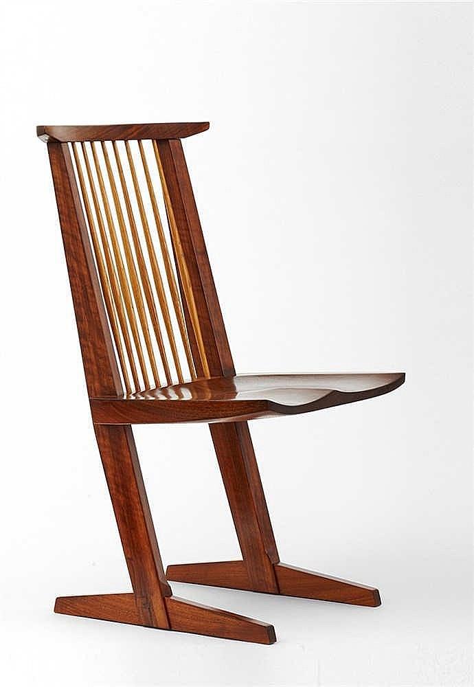George nakashima 1905 1990 for Furniture auctions uk
