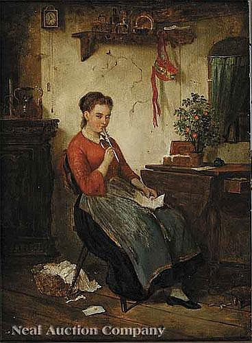 Friedrich Eduard Meyerheim (German, 1808-1879),