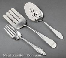 American Sterling Silver Hollowware and Flatware