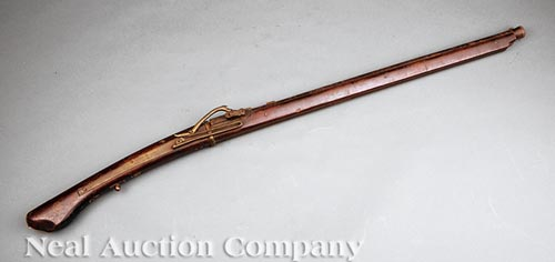 Japanese Matchlock Musket
