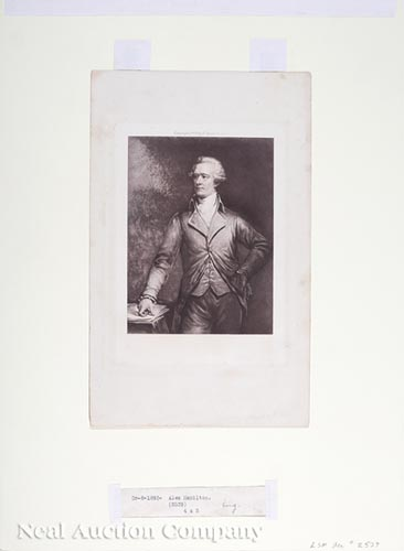 21 Prints of American Political Figures