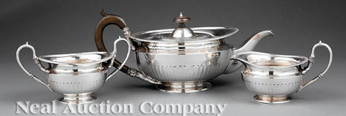 Scottish Tea Service, Hamilton & Inches