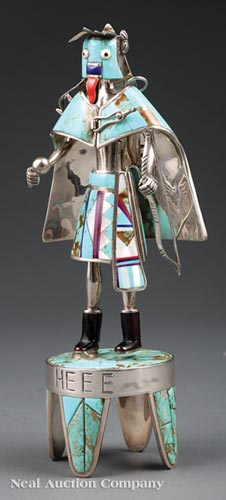 Kachina Figure, David R. Freeland Jr.