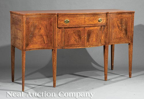American Federal Cherrywood Sideboard