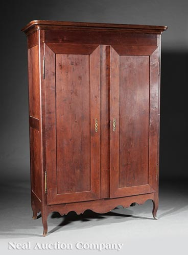 Louisiana Creole Armoire
