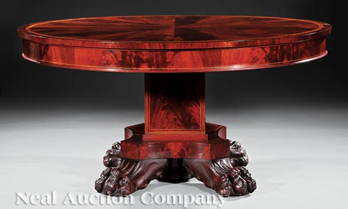 American Late Classical Extension Table