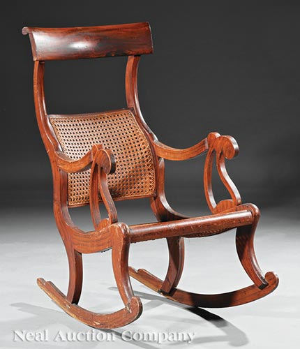 American Classical Rocking Chair