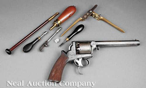 Revolver Retailed by Hyde and Goodrich