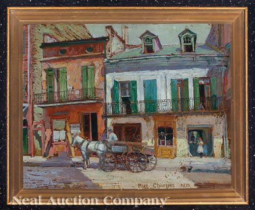 William Woodward (American/New Orleans)