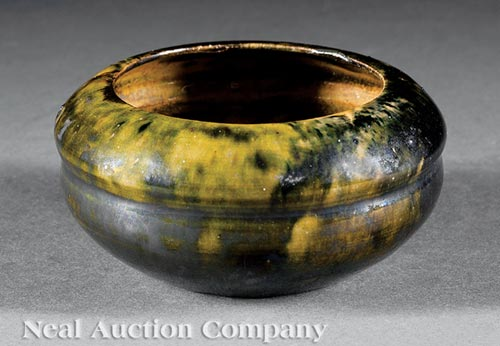George Ohr Pottery Vessel