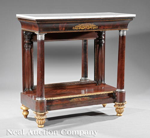 American Classical Pier Table