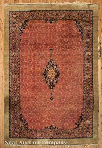Antique Sarab Carpet