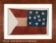 Confederate Cavalry Guidon