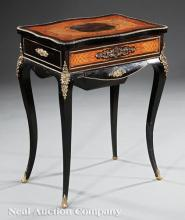Louis XV-Style Work Table