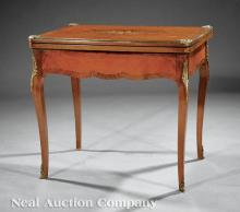 Louis XVI-Style Tric-Trac Table