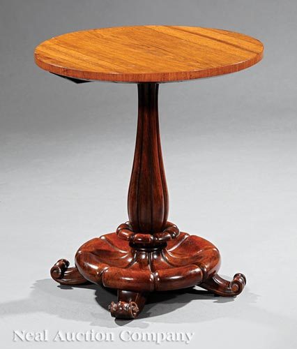 Louis Philippe Low Table