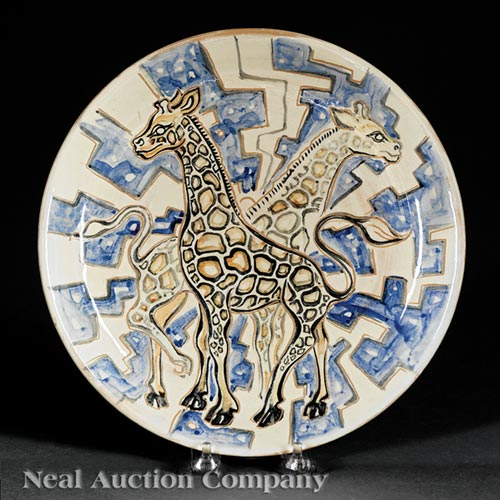 Shearwater Pottery Plate