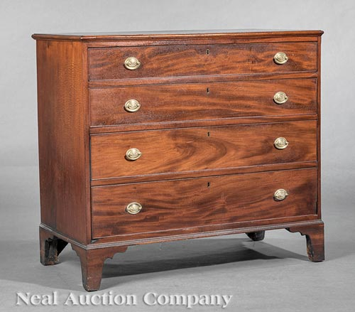 American federal mahogany chest of drawers for Furniture federal way