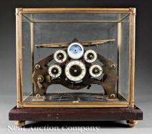 Congreve-Style Rolling-Ball Clock