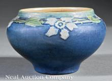 Newcomb College Art Pottery Low Bowl