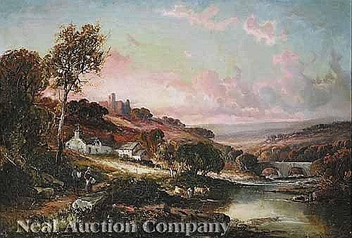 Thomas Seymour Artwork For Sale At Online Auction Thomas