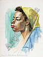 Two American Paintings, including Doris Smith, Frederick Rhodes Sisson, Click for value