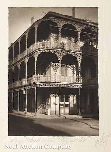 Eugene Delcroix (American/New Orleans, 1891-1967),