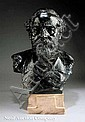 An American Bronze Bust of General Robert E. Lee,, Henry Merwin Shrady, Click for value