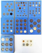 Assorted Collection Of Us Coins