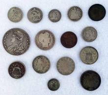 Collection Of Early American Coins