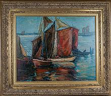Karl Kaufmann Oil Painting