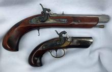 2 Jukar Black Powder Pistol