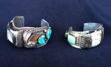 Native American Watch Bracelets