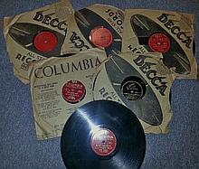 VICTOR, COLUMBIA, & MGM 78 ALBUMS