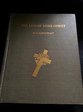 1897 THE LIFE OF JESUS CHRIST BY J. JAMES TISSOT LARGE VOLUME 3 BOOK SET