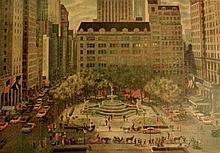 ART:1960 5TH AVENUE, NEW YORK CITY (PRINT)