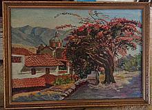 ART: FIDEL FIGUEROA, UNAMED (OIL)