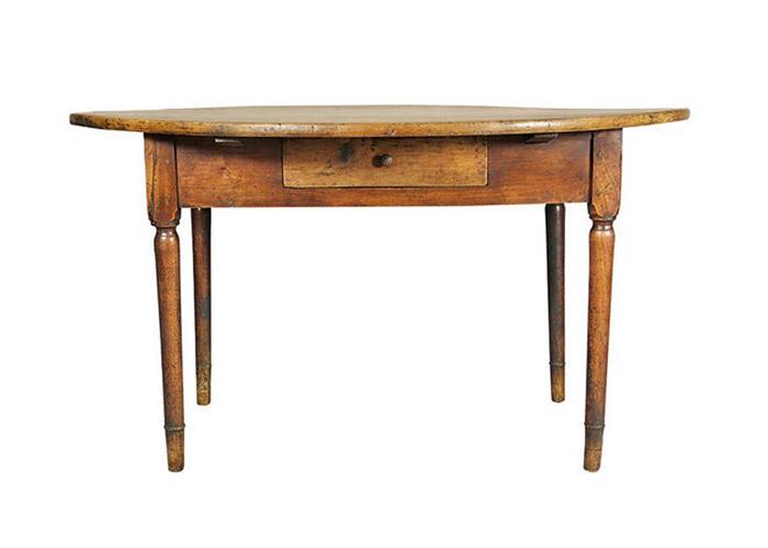 Louis XVI Fruitwood Table