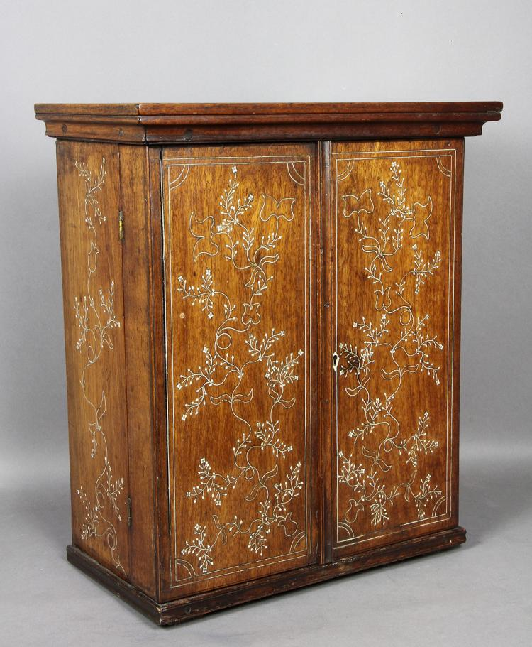Anglo Indian Rosewood Cabinet