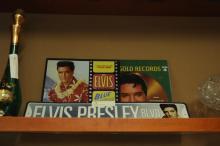 Bundle of Elvis Presley Decor