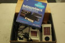 'Intellivision II' Game System Includes:
